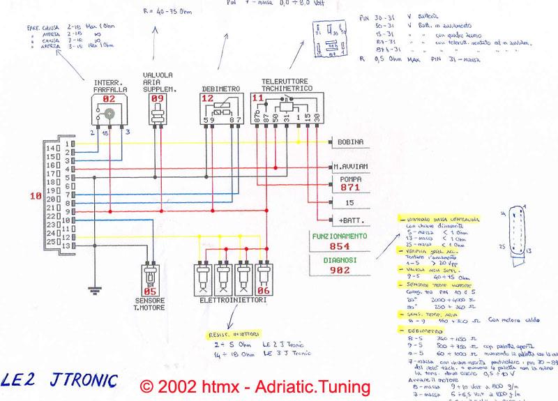 Schema Elettrico Fiat D : Schema elettrico fiat uno turbo i e fare di una mosca